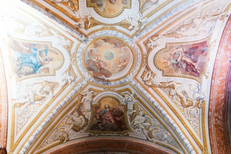 大教堂罗马 库存图片