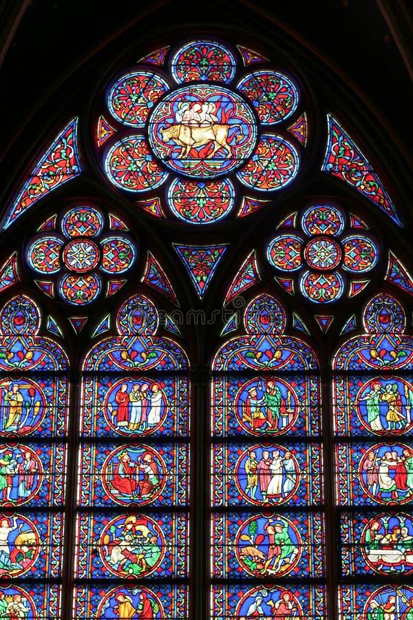 大教堂顶部视窗 库存图片