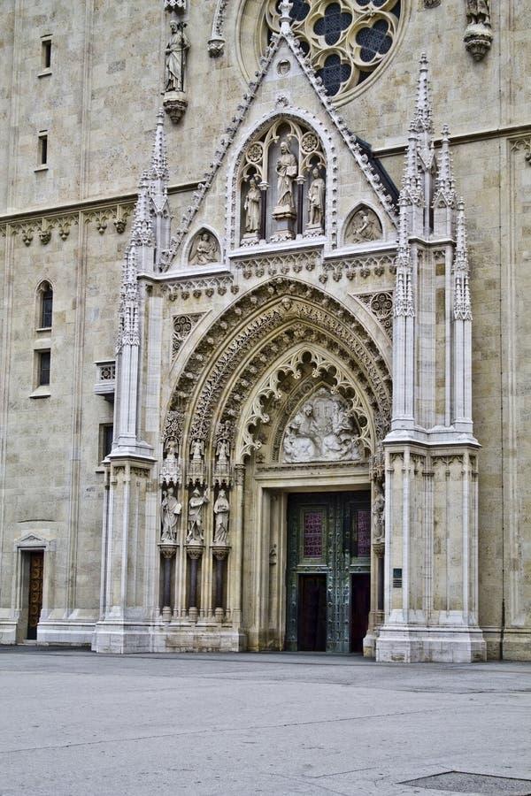大教堂 免版税库存图片