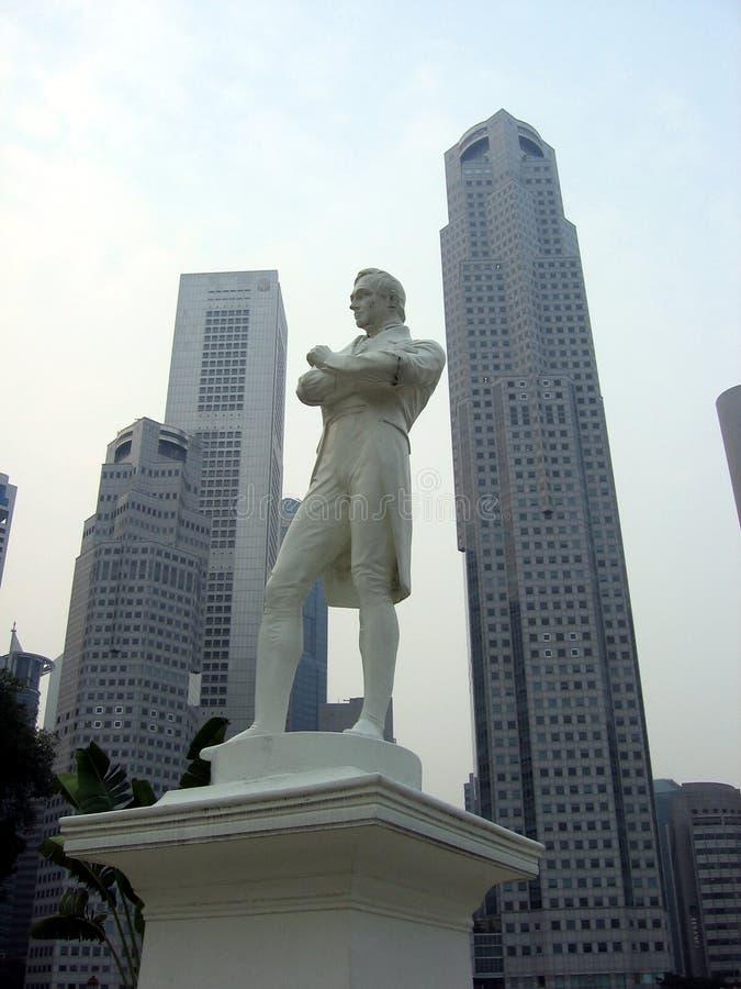 大新加坡方式 库存图片
