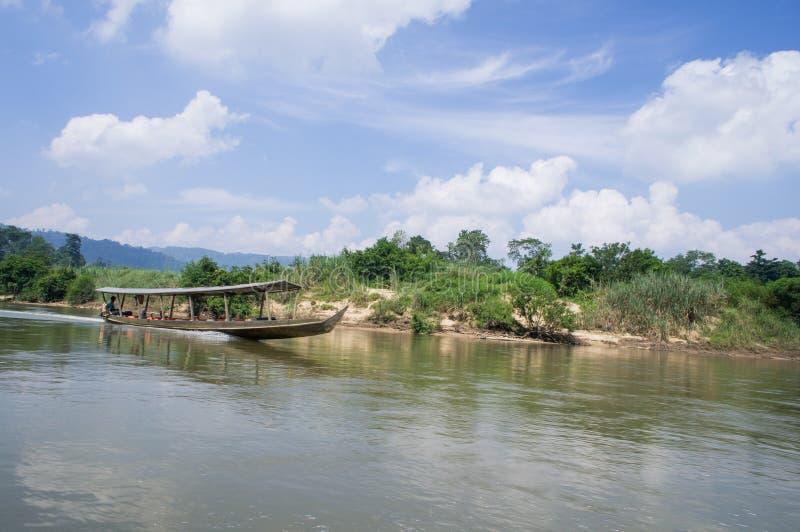 大汉山国家公园 库存图片