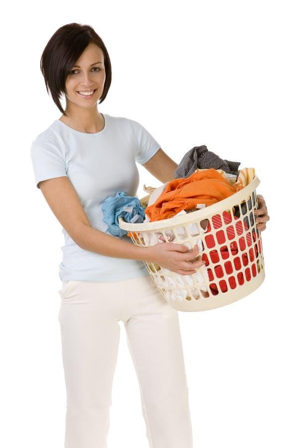 大洗涤物 免版税库存图片