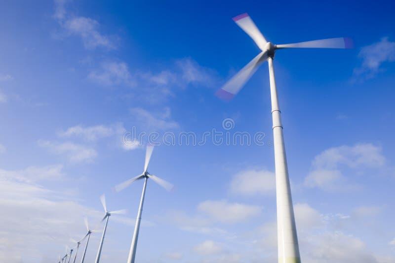 大涡轮风 免版税图库摄影