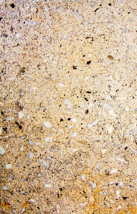 大片段花岗岩小的石纹理 库存照片