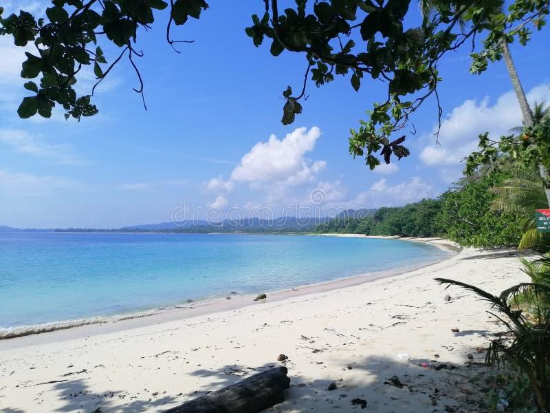 大理海滩1 免版税库存照片