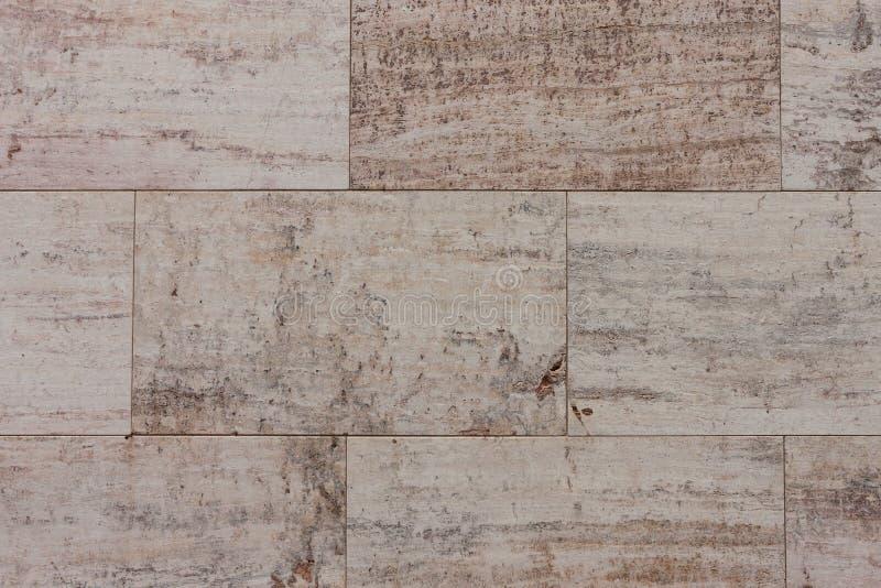 大理石墙壁纹理 免版税库存图片