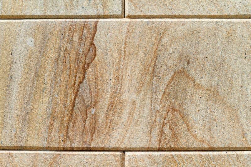 大理石平板、纹理和背景 石造壁 图库摄影