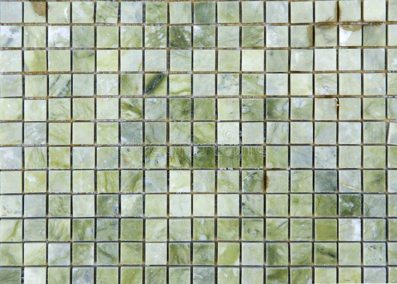 大理石模式瓦片 库存图片