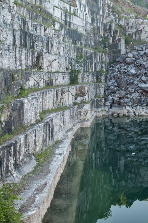 大理石猎物细节 图库摄影