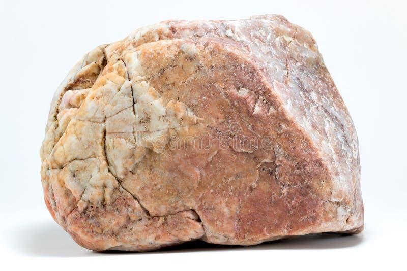 大理石石头 图库摄影