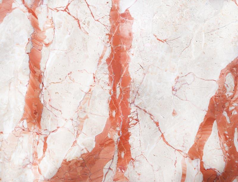 大理石红色表面 图库摄影