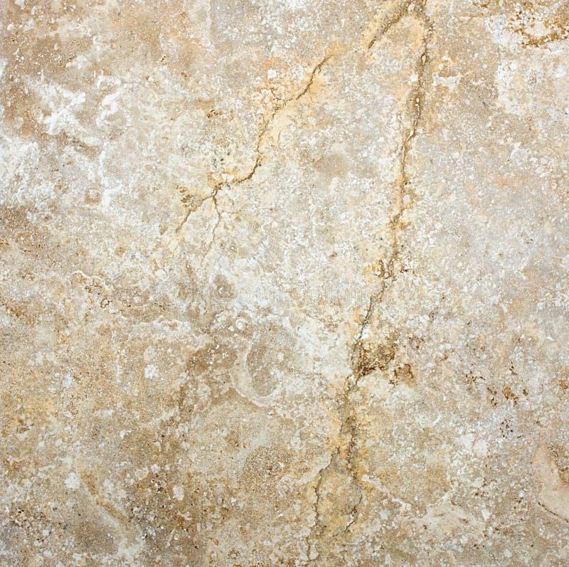 大理石纹理石灰华 库存图片