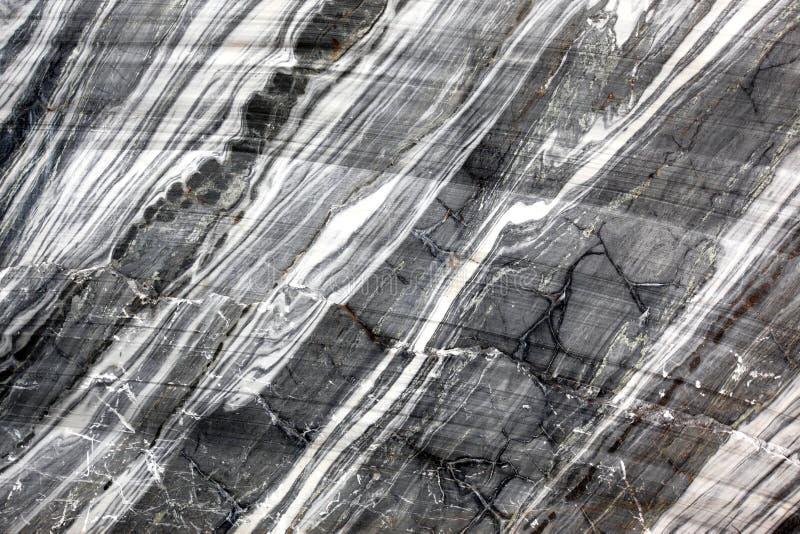 大理石自然石墙 图库摄影