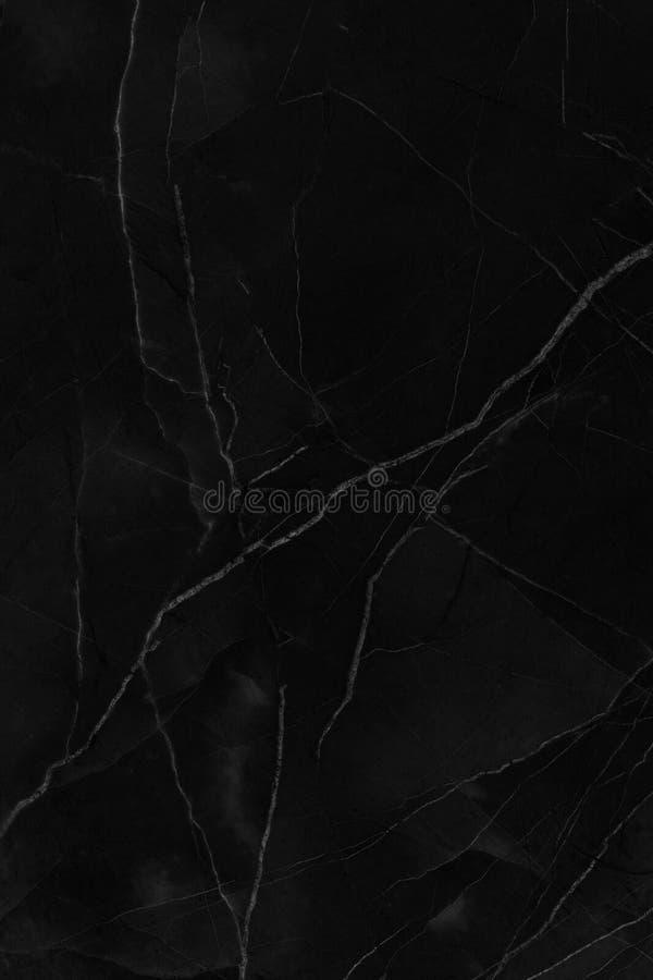 黑大理石被仿造的纹理背景 抽象自然marb 库存照片