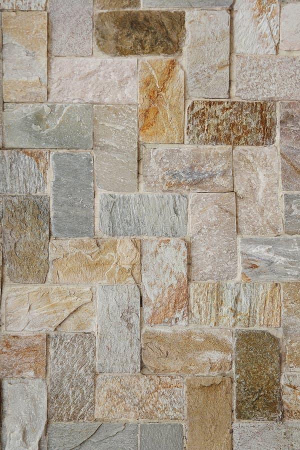 大理石铺磁砖墙壁 免版税库存照片