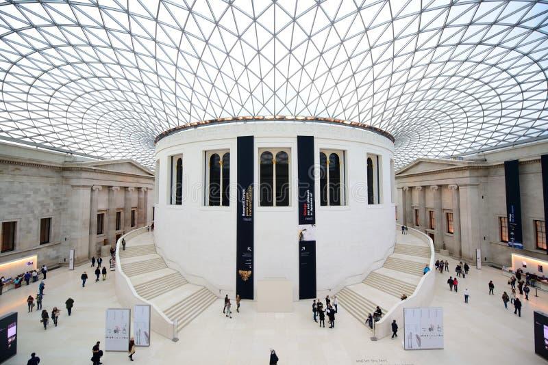 大英博物馆 免版税库存图片