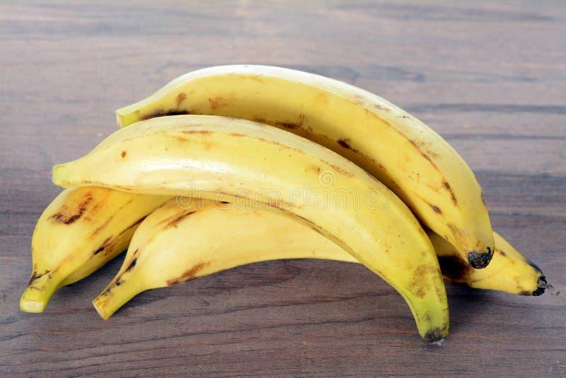 大蕉香蕉 库存照片