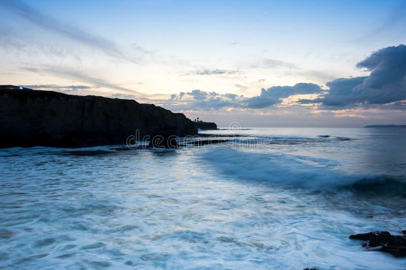 大西洋海岸 图库摄影