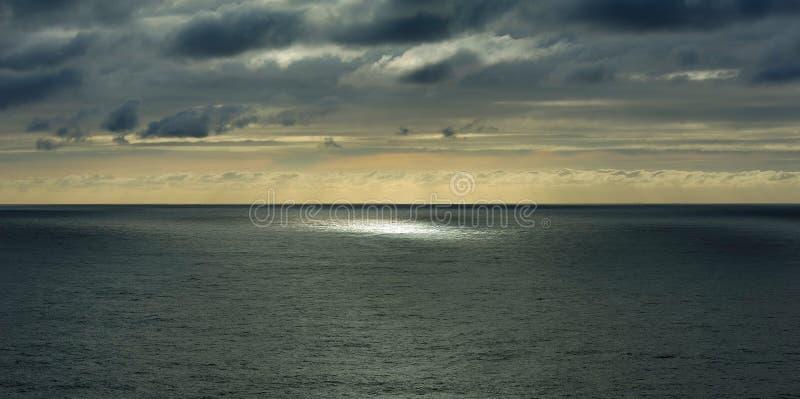 大西洋海岸,萨格里什,葡萄牙 库存图片