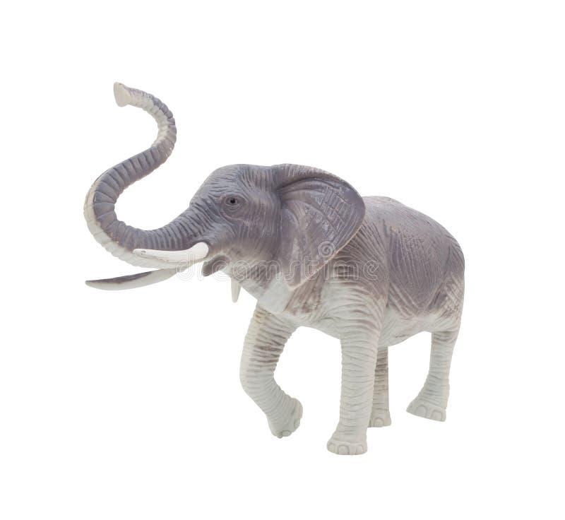 大象玩具 库存图片