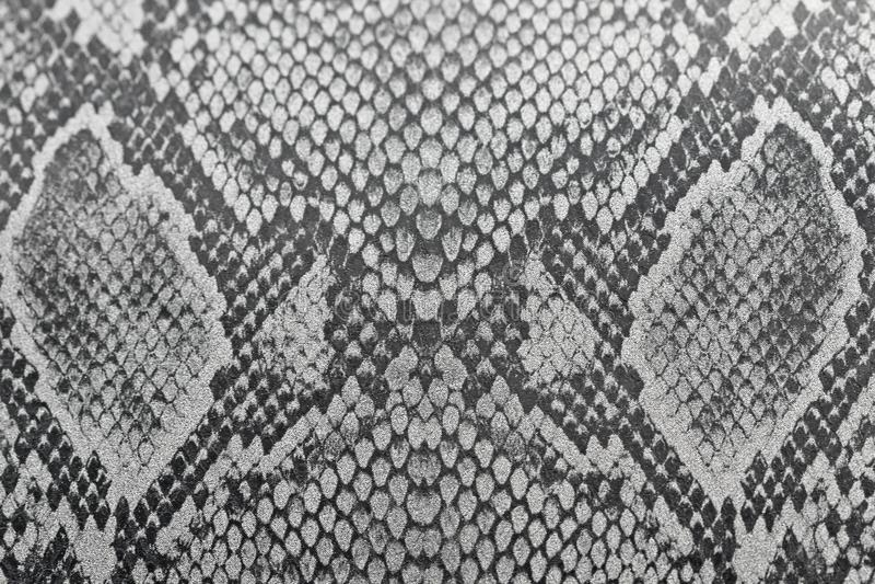 大车背景由蛇的爬行动物的皮肤或皮肤,哥斯达黎加制成 免版税库存照片