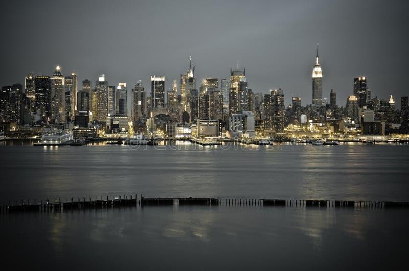 大道东部jfk曼哈顿纽约 库存照片
