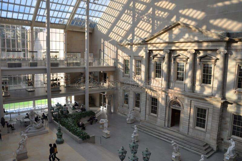 大都会艺术博物馆,纽约 免版税库存照片