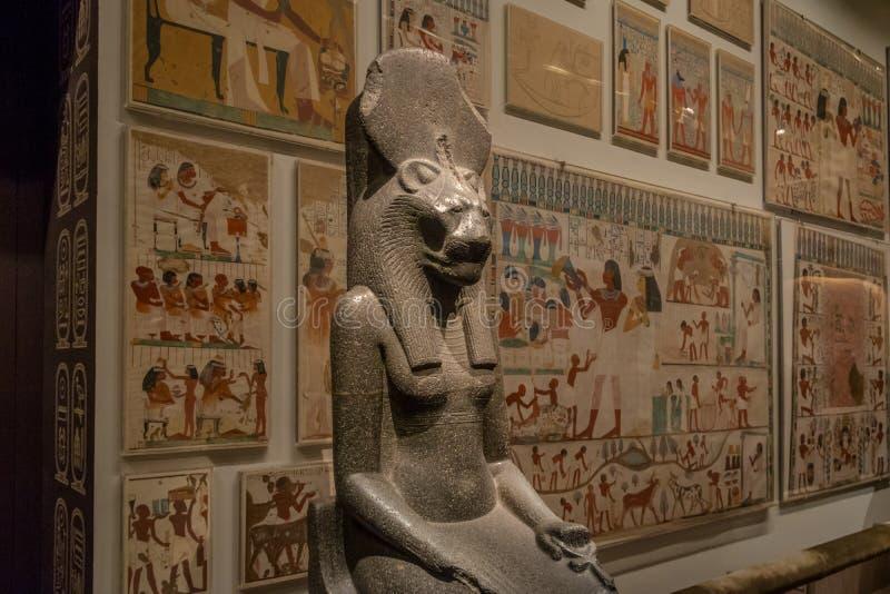 大都会艺术博物馆-纽约,美国 免版税图库摄影