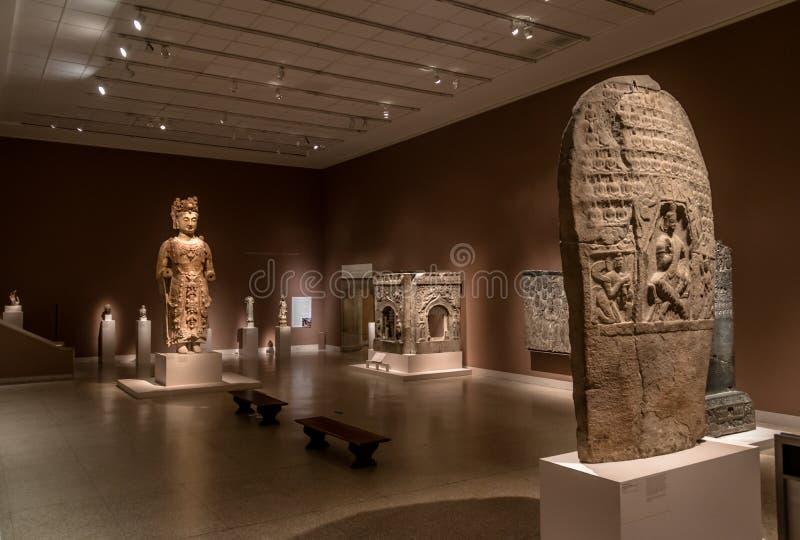 大都会艺术博物馆-纽约,美国 免版税库存图片