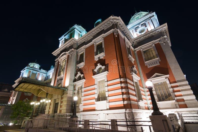 大阪市中央公众场所 免版税图库摄影