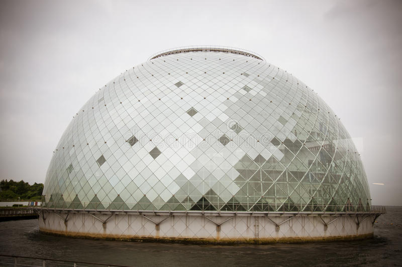 大阪海博物馆 免版税库存照片