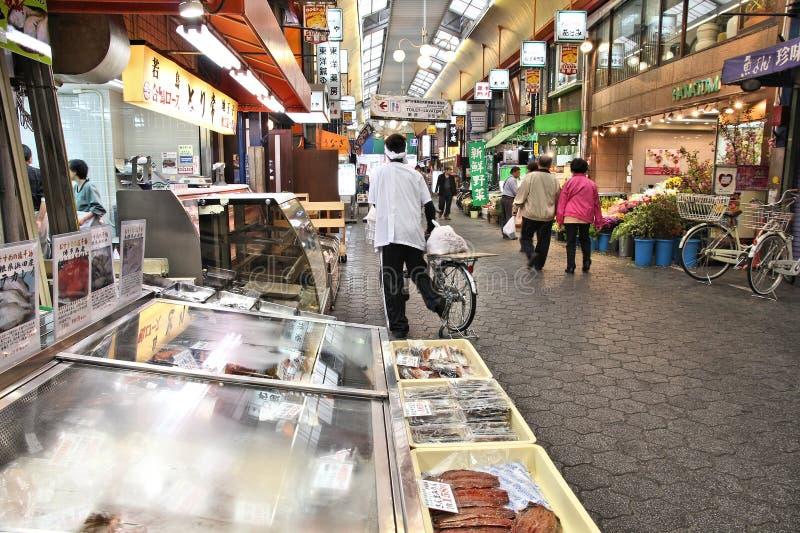 Download 食物市场在日本 编辑类库存照片. 图片 包括有 日本, 界面, 日语, 市场, 包括, 大阪, 购物, 人们 - 30328473
