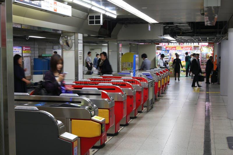 大阪,日本 库存图片