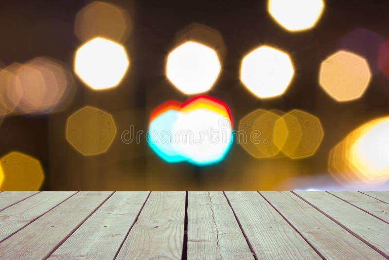 大阳台的Defocused和模糊的照片 图库摄影