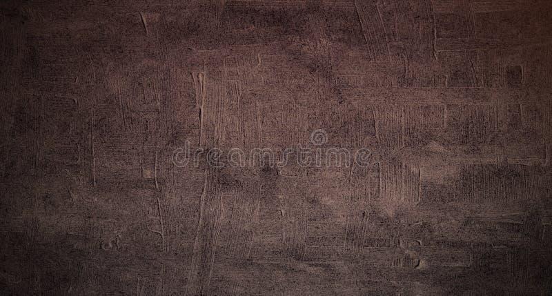 大难看的东西纹理、完善的老葡萄酒背景与空间文本的或图象 免版税库存照片