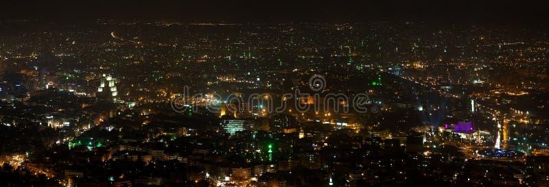大马士革叙利亚 免版税库存图片