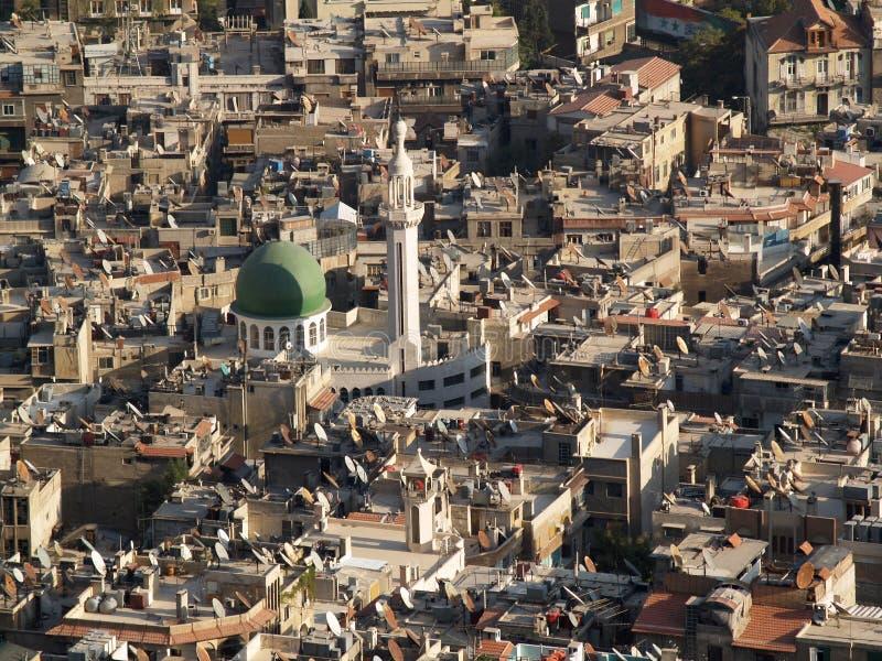 大马士革 免版税库存图片