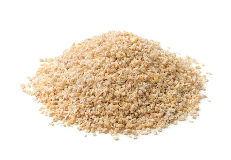 大麦沙粒 库存图片