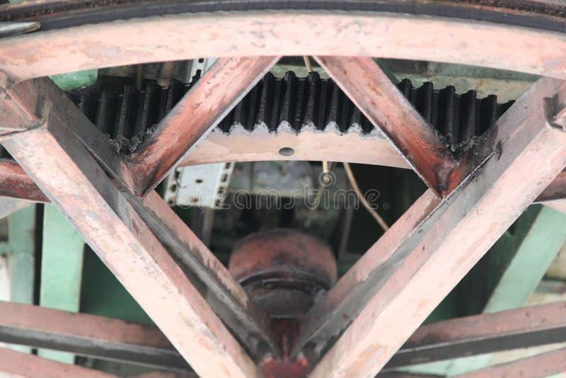 大齿轮 免版税库存照片