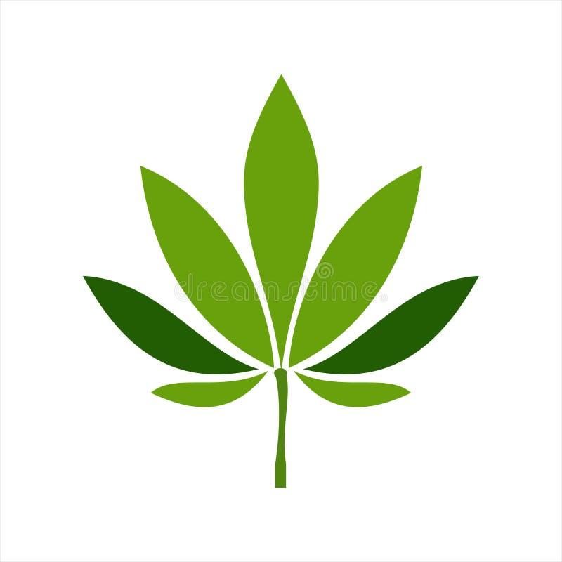 大麻 皇族释放例证