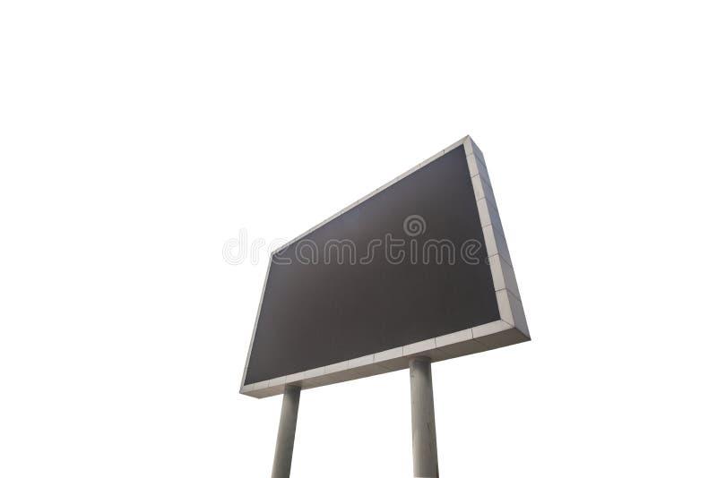 大LCD屏幕 库存照片