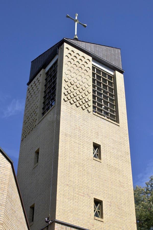 天主教教会波兰 图库摄影