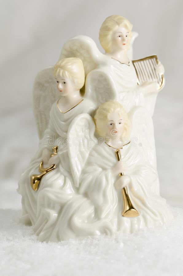 天使三 库存图片