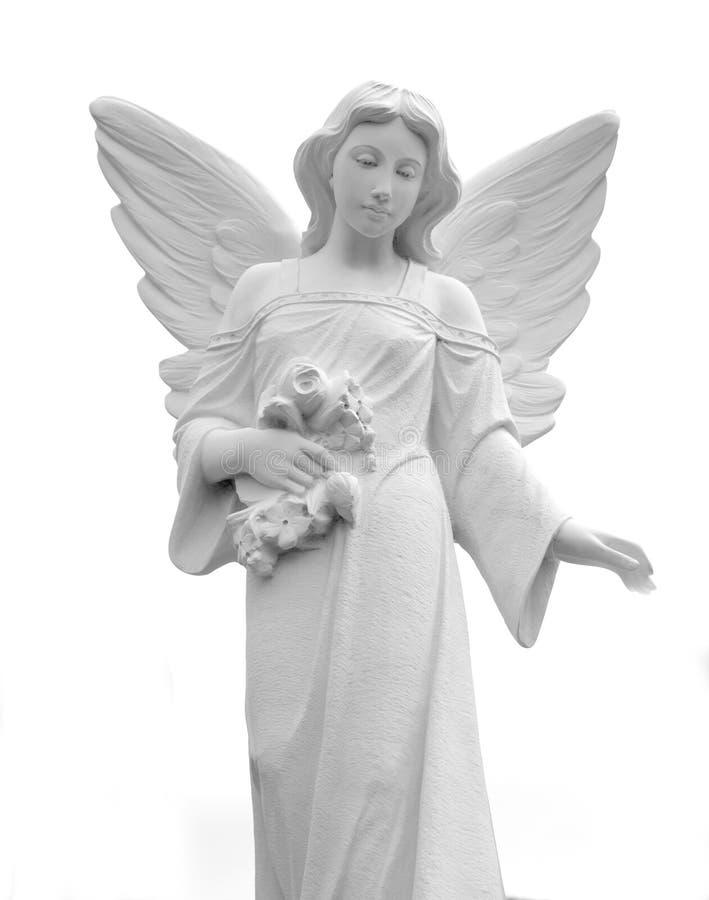 天使梦想 免版税库存图片