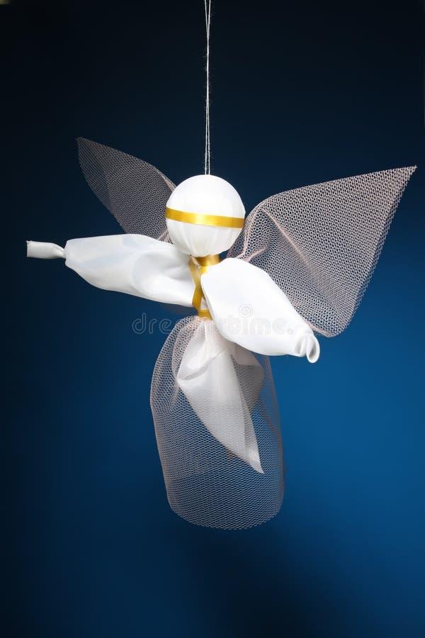 天使飞行 库存照片