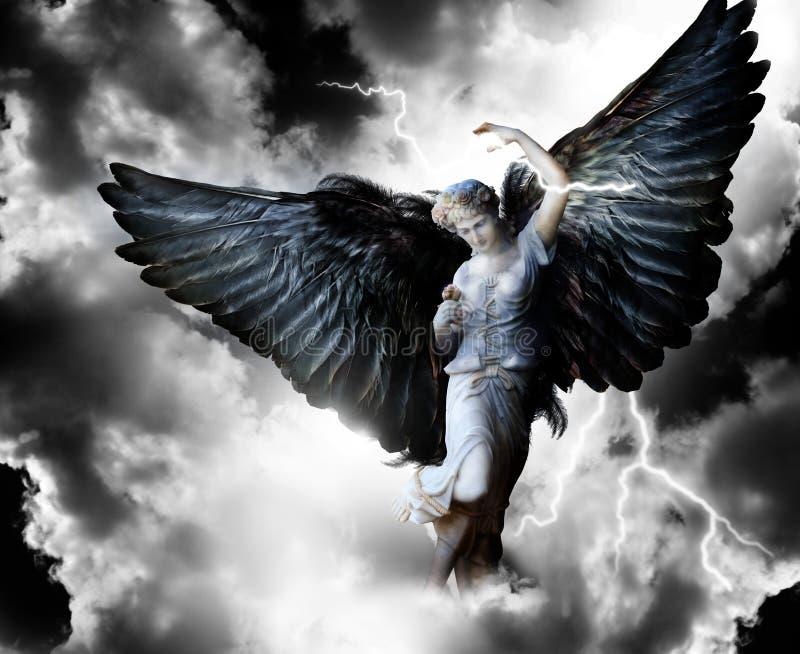 天使 库存图片
