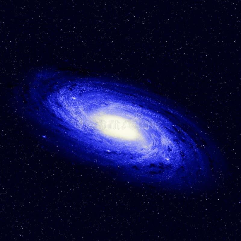 天文学深对象天空 库存图片