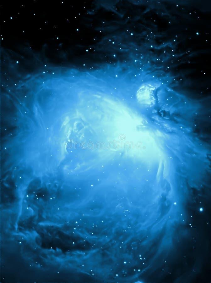 天文 向量例证
