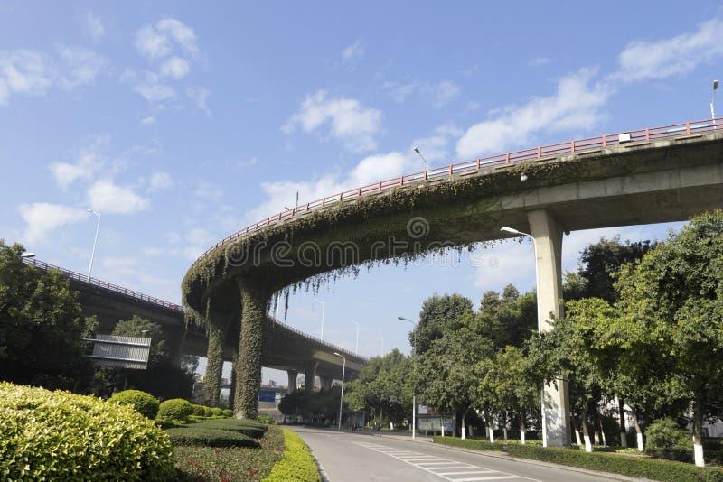 天桥 免版税库存照片