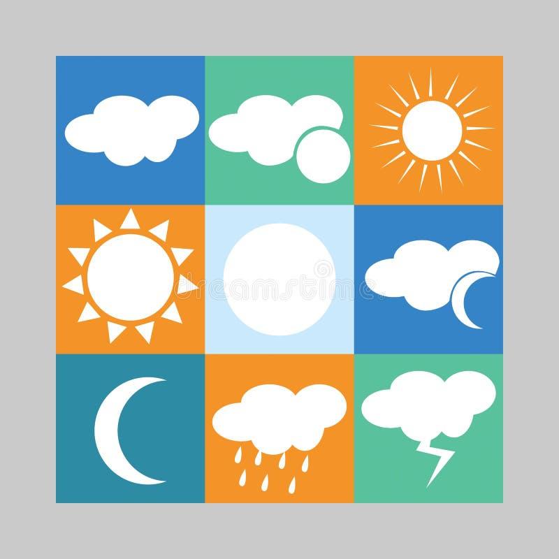 天气 库存图片